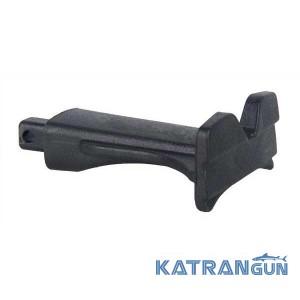 Упор для зарядки ружья Omer Invictus HF и Carbon короткий