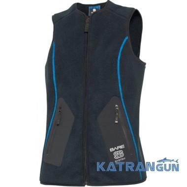 Утеплювач для гідрокостюма Bare SBSystem Mid Layer Vest
