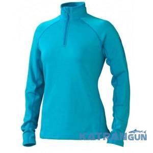 Легкая флисовая кофта Marmot Wm's Stretch Fleece 1/2 Zip