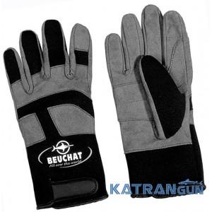 Перчатки для подводной охоты и дайвинга Beuchat Tropik 2,5 мм
