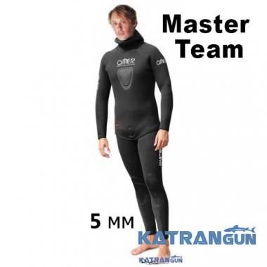 Гидрокостюм для подводной охоты Omer Master Team 5 мм
