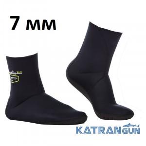Шкарпетки для підводного полювання Marlin Anatomic Kevtex Eco 7 мм
