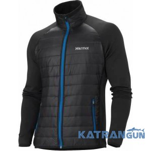 Гібридний фліс Marmot Men's Variant Jacket, Black
