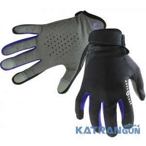 Неопреновые перчатки для подводной охоты AquaLung Cora, женские, 3/2 мм