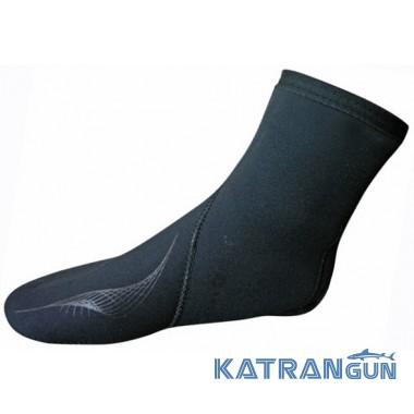 Носки для снорклинга AquaLung 3 мм; размер 38-39