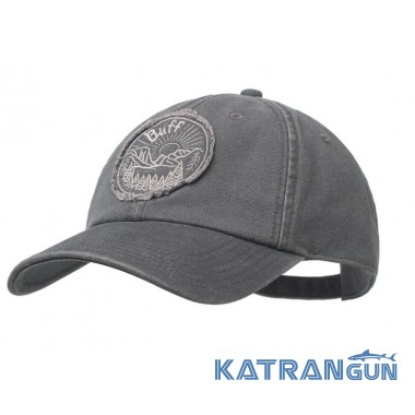 Бейсболка Buff BASEBALL CAP Grey Sedona