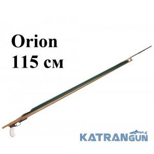 Арбалет для охоты на крупных рыб Omer Orion 115