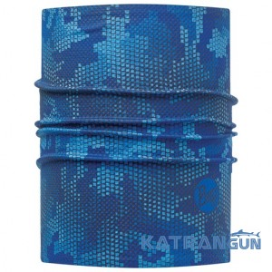 Мультіповязка підшоломник Buff Helmet Liner Pro binary royal blue