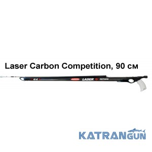 Карбоновый арбалет для подводной охоты Pathos Laser Carbon Competition, 90 см