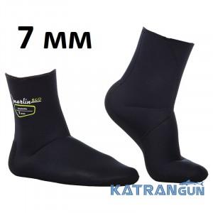 Шкарпетки для підводного полювання Marlin Anatomic Eco 7 мм