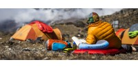 Надувні туристичні килимки Sea to Summit та їх технології