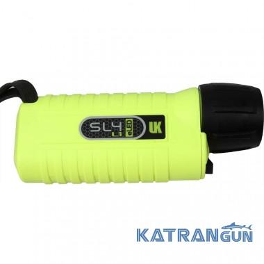 Светодиодный фонарь для дайвинга Underwater Kinetics SL4 eLED