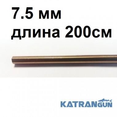 Прут калёный Salvimar 7.5 мм; длина 200 см