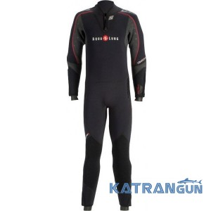 Гидрокостюм мужской AquaLung Balance Comfort 7мм 2012