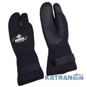 Рукавицы для подводной охоты Beuchat Pro Gloves, 7мм