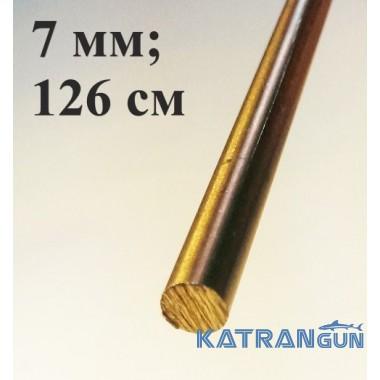 Прут розжарений Salvimar 7 мм; довжина 126 см