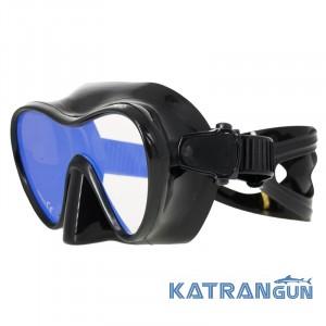 Подводная маска с просветлёнными стёклами Marlin Frameless Duo