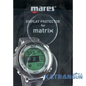 Защитное стекло Mares MATRIX