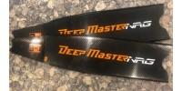 Новая серия ласт для подводной охоты Deep Master ENG угол 32
