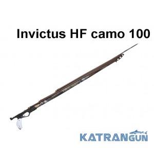 Стильный арбалет Omer Invictus HF Camouflage 100