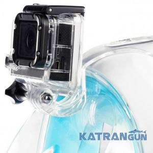 Крепление для камеры GoPro для масок Tribord Easybreath