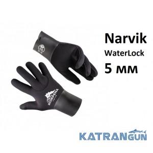 Перчатки с обтюрацией Scorpena N Narvik 5 мм