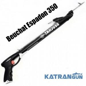 Короткий арбалет для подводной охоты Beuchat Espadon 350