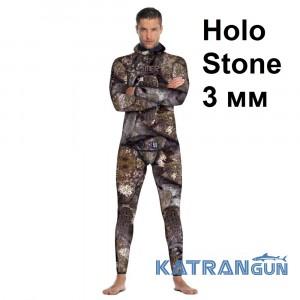 Гідрокостюм для підводного полювання Omer Holo Stone 3 мм