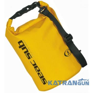 Гермомешки для подводной охоты Seac Sub Dry Bag, 5л