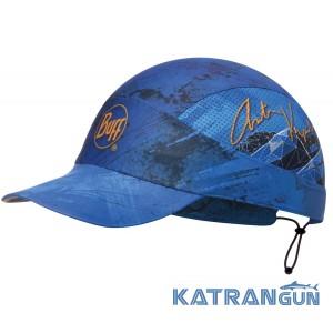 Беговая кепка на лето BUFF ANTON PACK LITE CAP