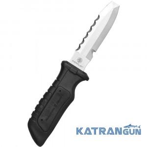 Нож для дайвинга Underwater Kinetics Fusilier Hydralloy Blunt Tip