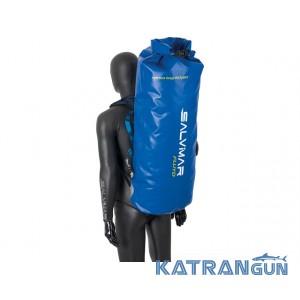 Cумка для снаряжения подводного охотника Salvimar Fluyd Dry Back Pack Blue, 60-80л
