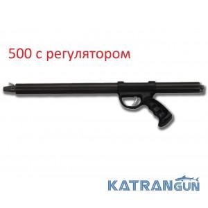Подводное ружьё зелинка Заславца 500 SE (холодный анод), с регулятором силы боя