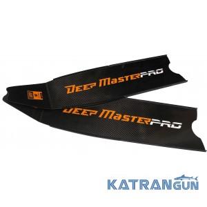 Карбонові лопаті для ласт Deep Master Pro