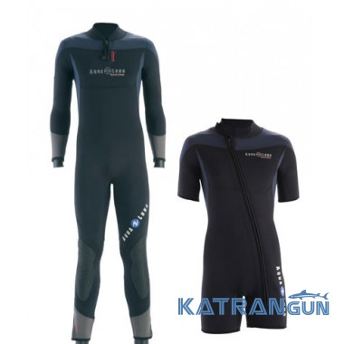 Гідрокостюм для дайвінгу Aqua Lung Balance Comfort 5 мм чоловічий SET