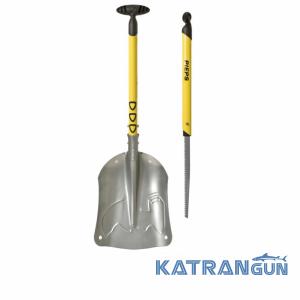 Складная алюминиевая лопата Pieps Shovel Pro+