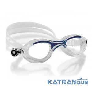 Окуляри плавальні Cressi Sub Flash прозоро-сині