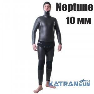 Охотничий гидрокостюм из ямамото Marlin Neptune 10 мм