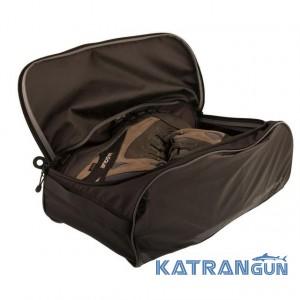 Чехол для обуви Sea To Summit Travelling Light Shoe Bag (Black/Grey, L)