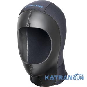 Теплий шолом для дайвінгу Bare Sealtek 7 мм