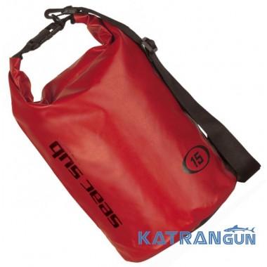Гермомешок снаряжение Seac Sub Dry Bag, 15л