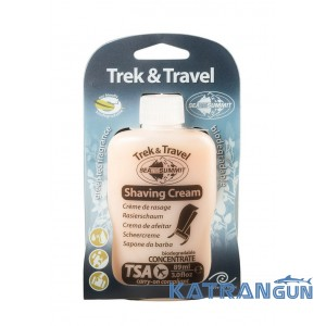 Крем для гоління Sea To Summit Trek and Travel Shaving Cream