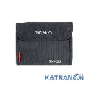 Хороший гаманець Tatonka Euro Wallet RFID