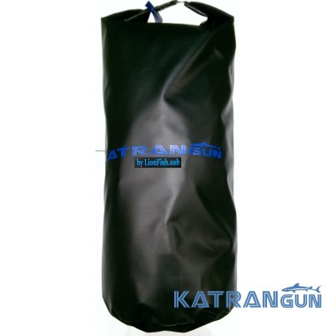 Гермомешок пвх KatranGun Баул (от LionFish) с двумя плечевыми ремнями, 95л
