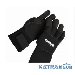 Перчатки Sopras Sub Gloves Kevlar 5 мм