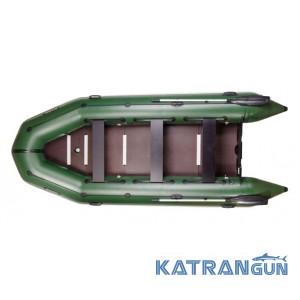 Моторний надувний човен Bark BT-450S