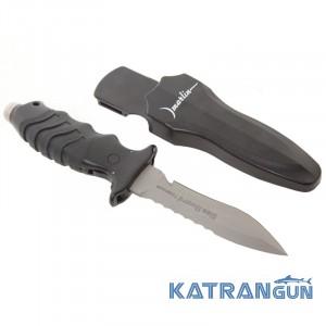 Титановый нож для дайвинга Marlin Atlantic Titanium