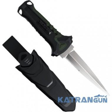 Нож подводного охотника Seac Sub Katan Daga