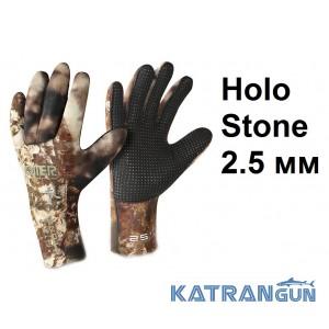 Неопреновые перчатки Omer Holo Stone 2,5 мм