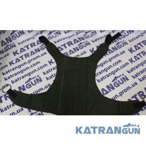 Жилет розвантажувальний для підводного полювання Kalkan Black